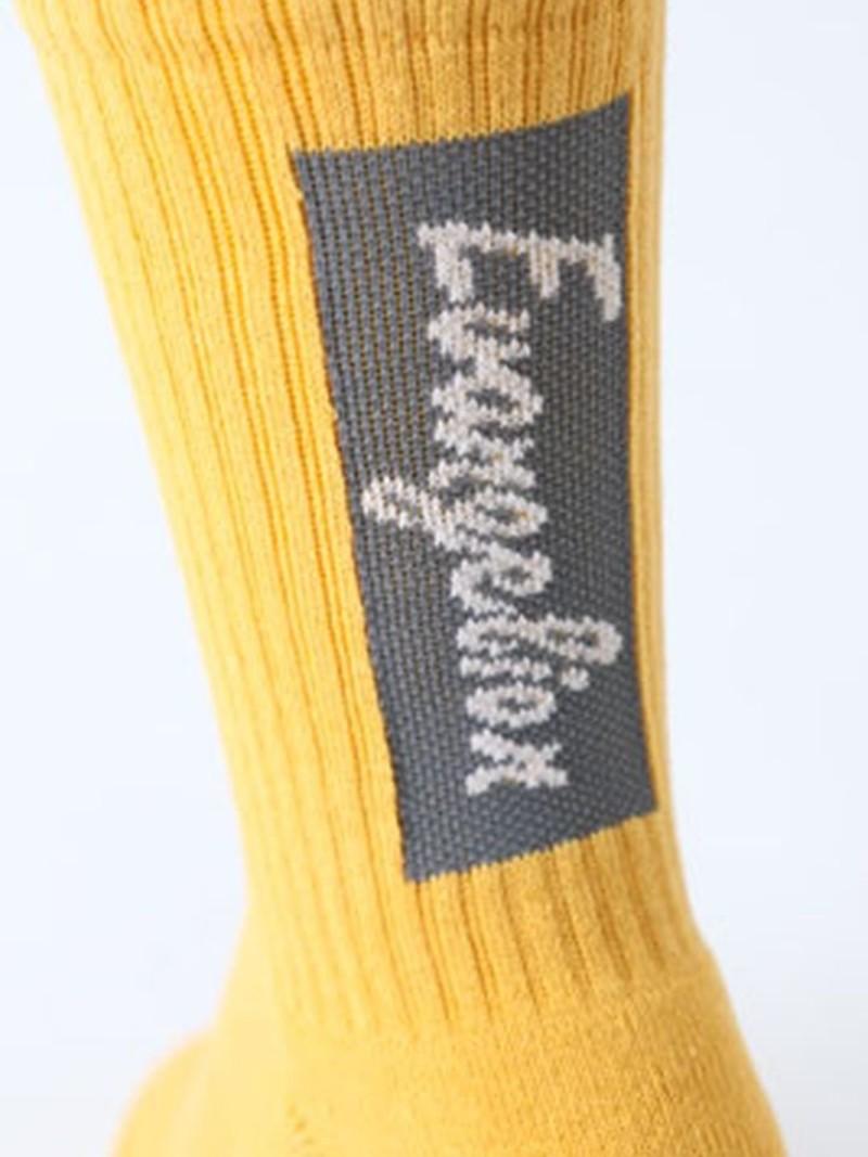 Mi-chaussette Evangelion Logo à l'arrière M