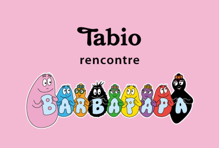 Colección Barbapapa© x Tabio