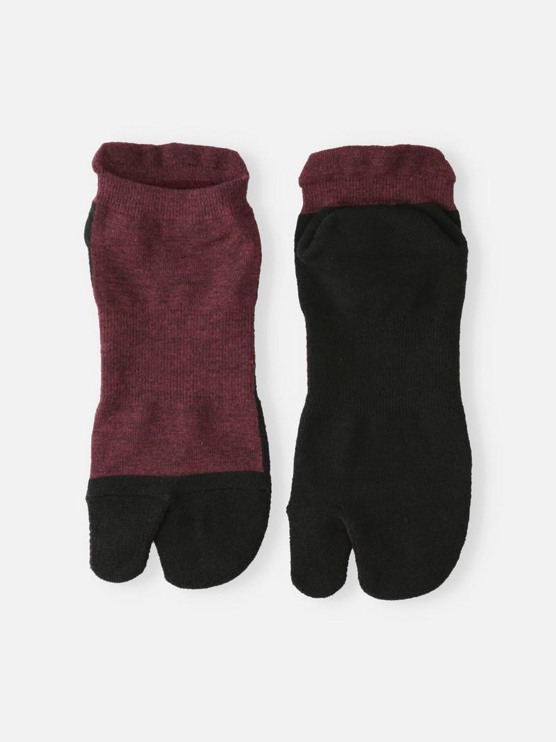 Triporous™ Pile Trainer Tabi Socks