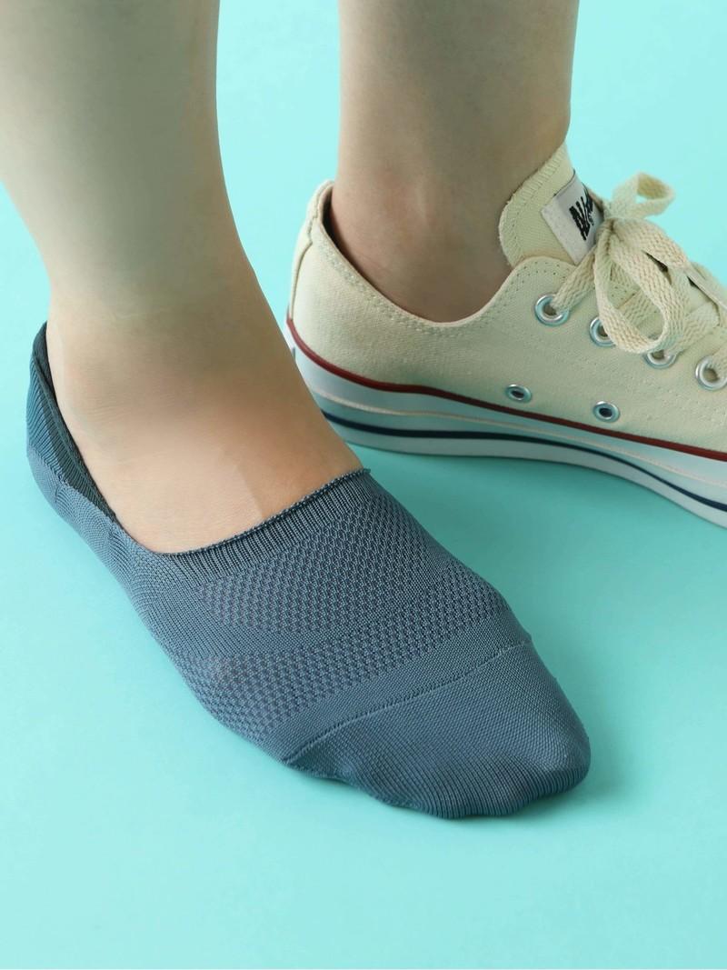 Footsie Dry COOLMAX® ajourée