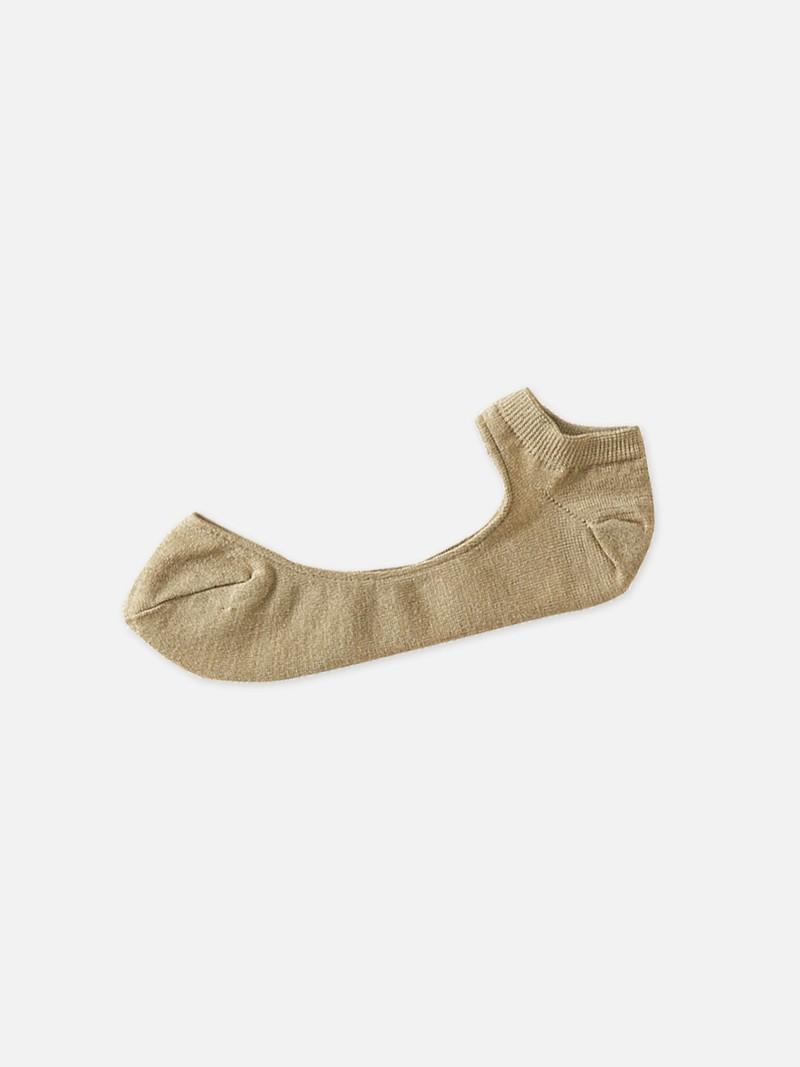 Footsie sandale lamé S