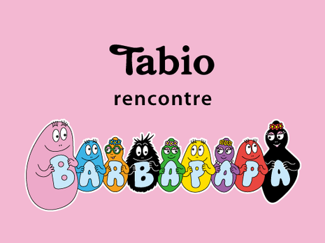 Barbapapa© x Tabio Collection