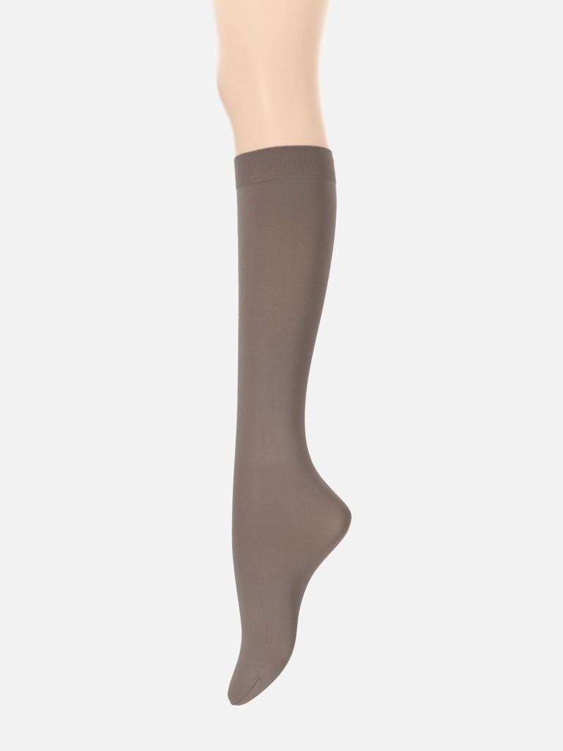 Calzini al ginocchio a compressione morbida 80D