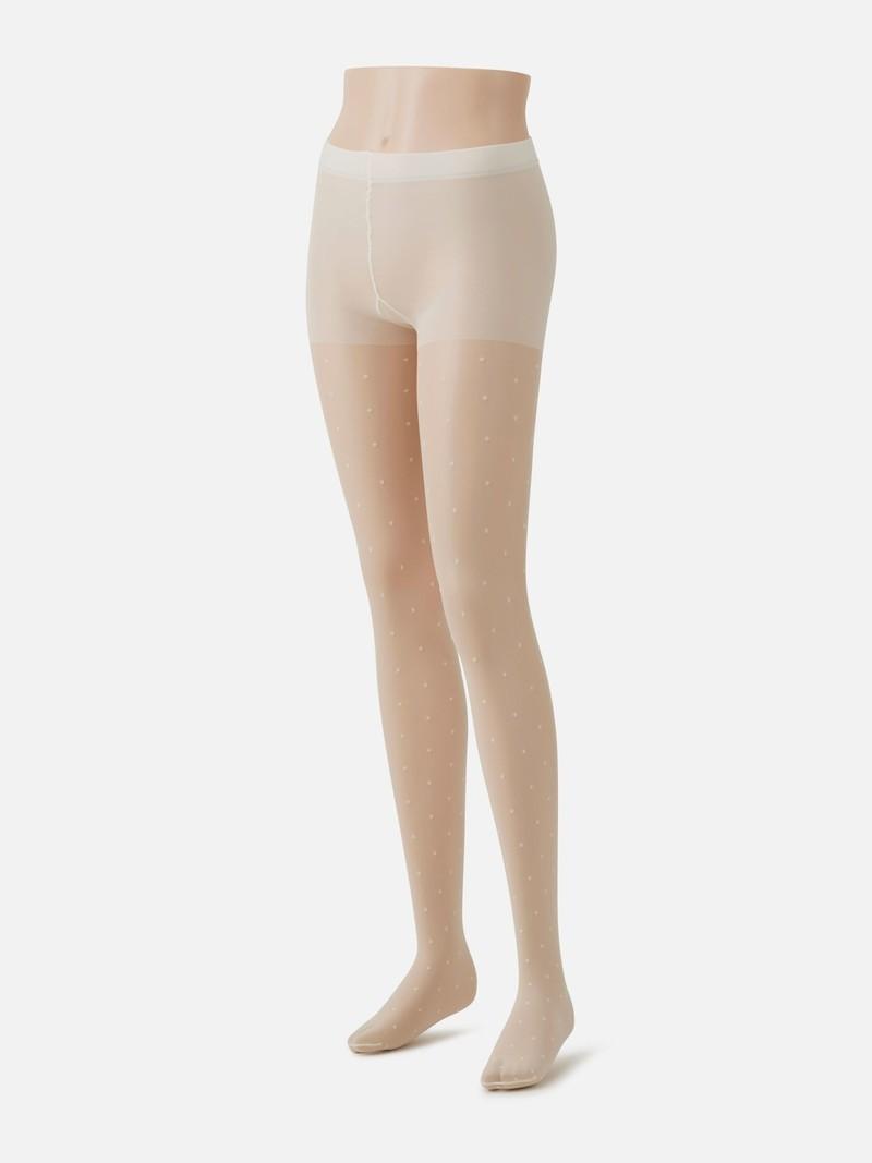 Panty met stippen M