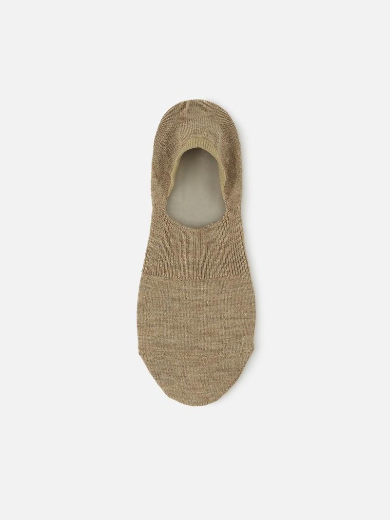Wollen footsie 168N