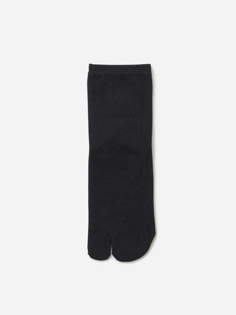 Tabi Plain Trainer Socks