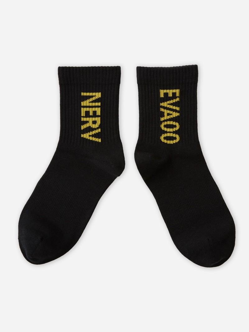 Socken Evangelion Nerv Logo S