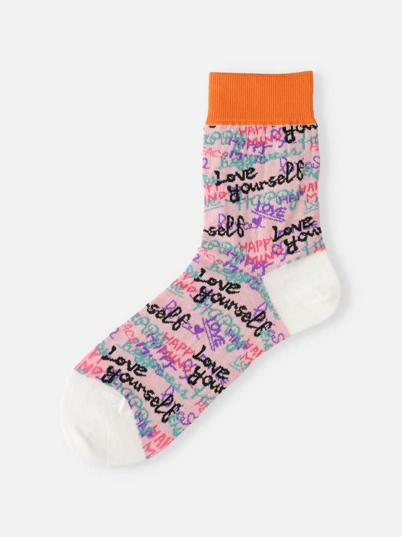 Graffiti-Socke