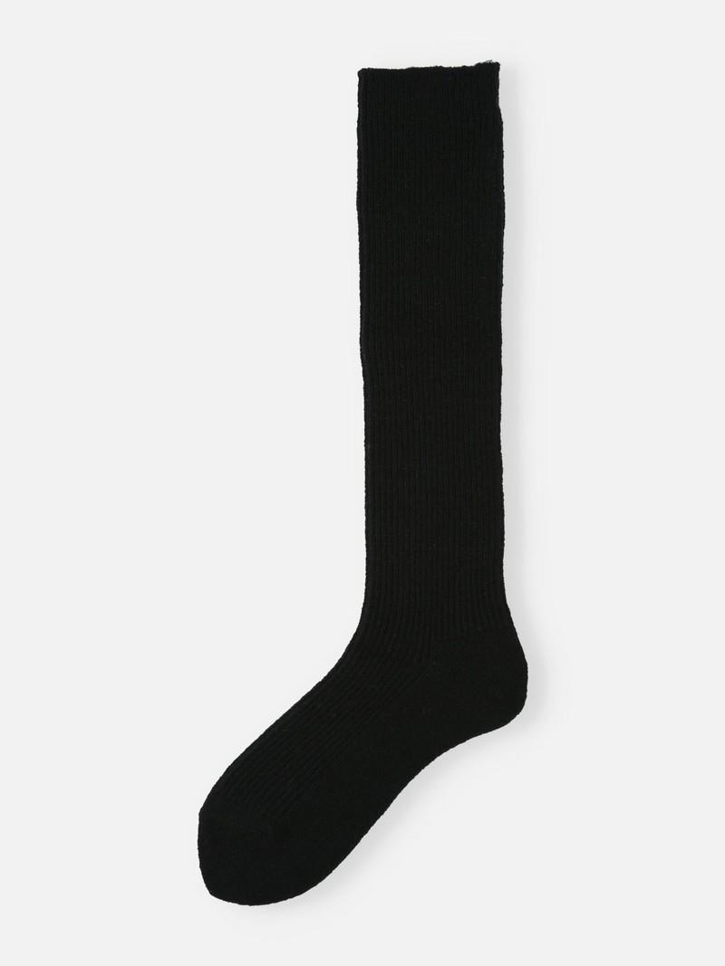 High Rib Socke 1x1 Premium Lammwolle 96N