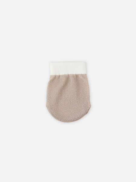 041190062 Toe-cover lamé transparent