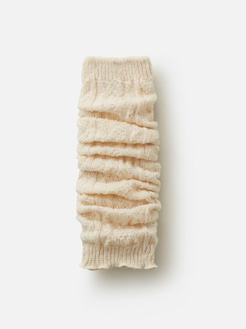 Beinwärmer aus Nep-Diamantwolle