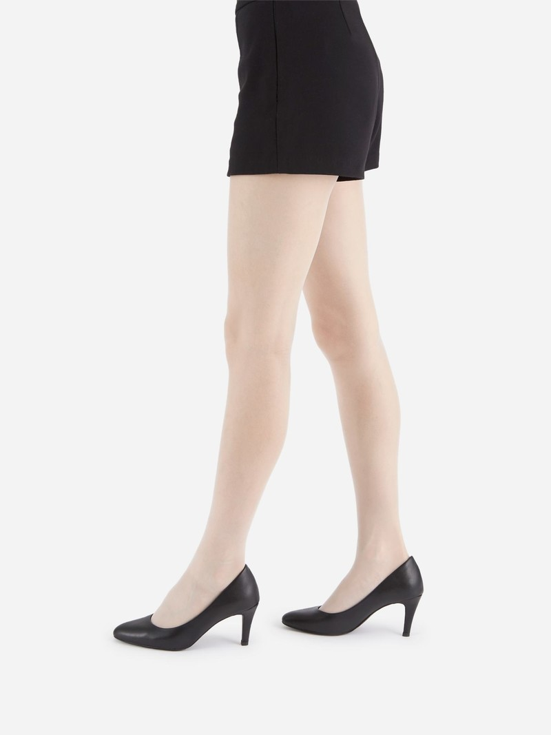 Natural Touch Sheer Tights 20D M