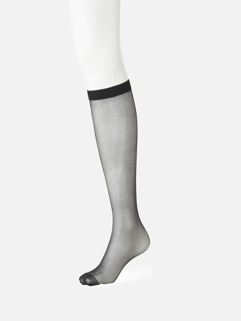 Soft Fit Basic Pop Socks 17D