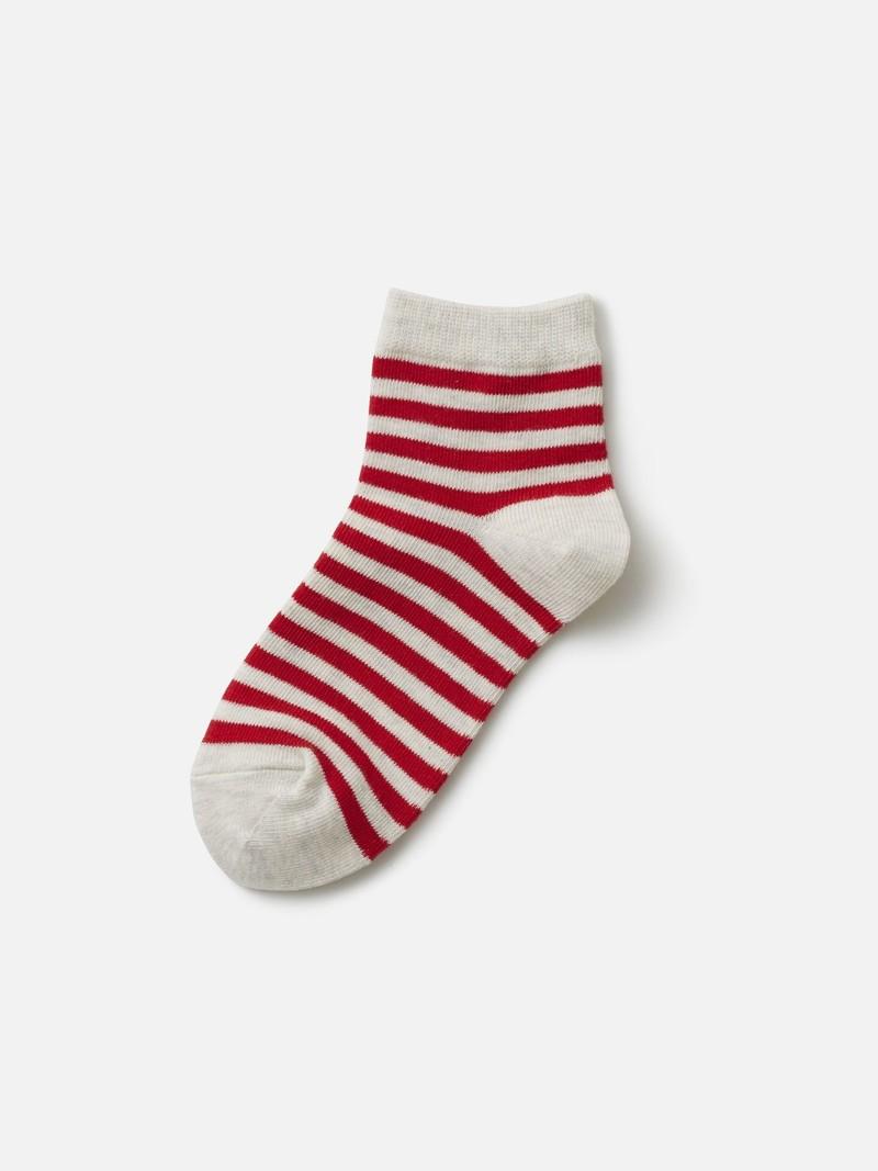 Gestreifte Socke Kinder 16-18cm
