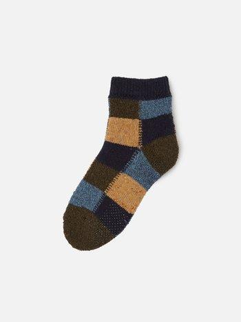 043130045 Room Socks Patchwork Enf.19-21cm