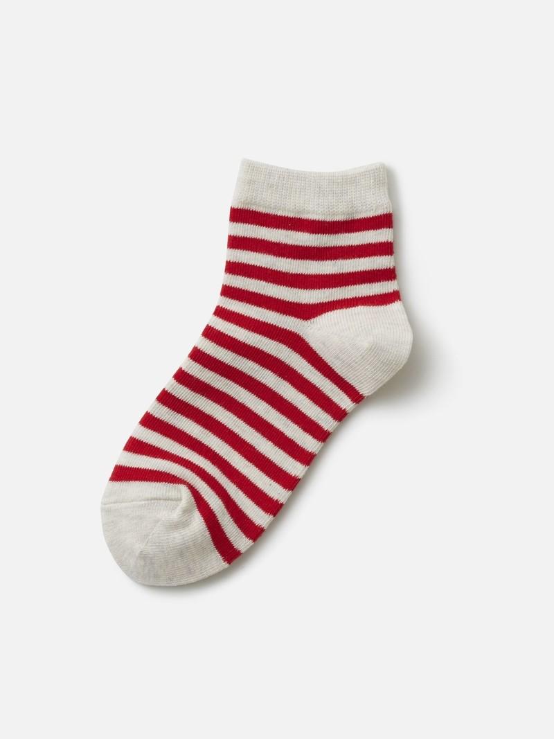 Gestreifte Socken Kinder 19-21