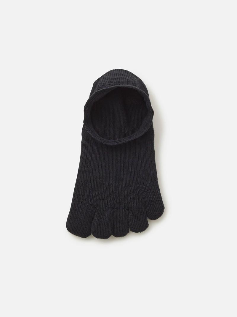 Piedino 5 dita uni invisibile