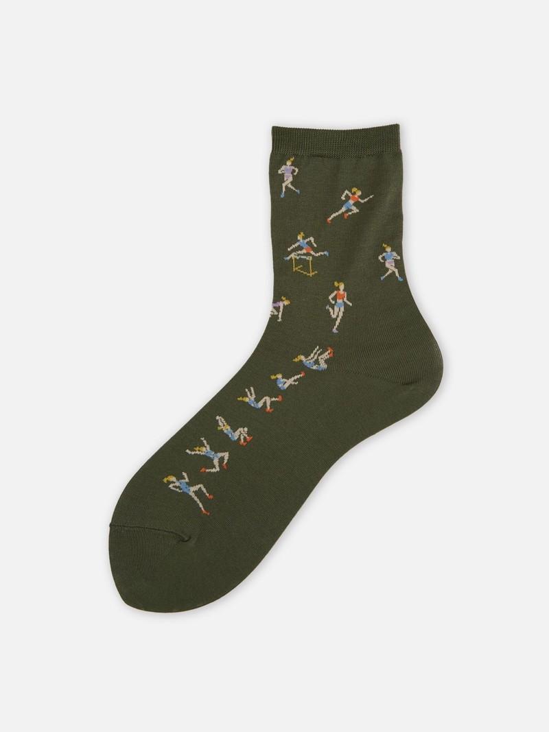 Socquette Athlète running