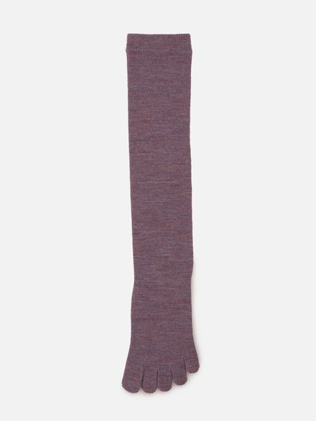 041170117 CH 5 orteils unie en laine Mérinos