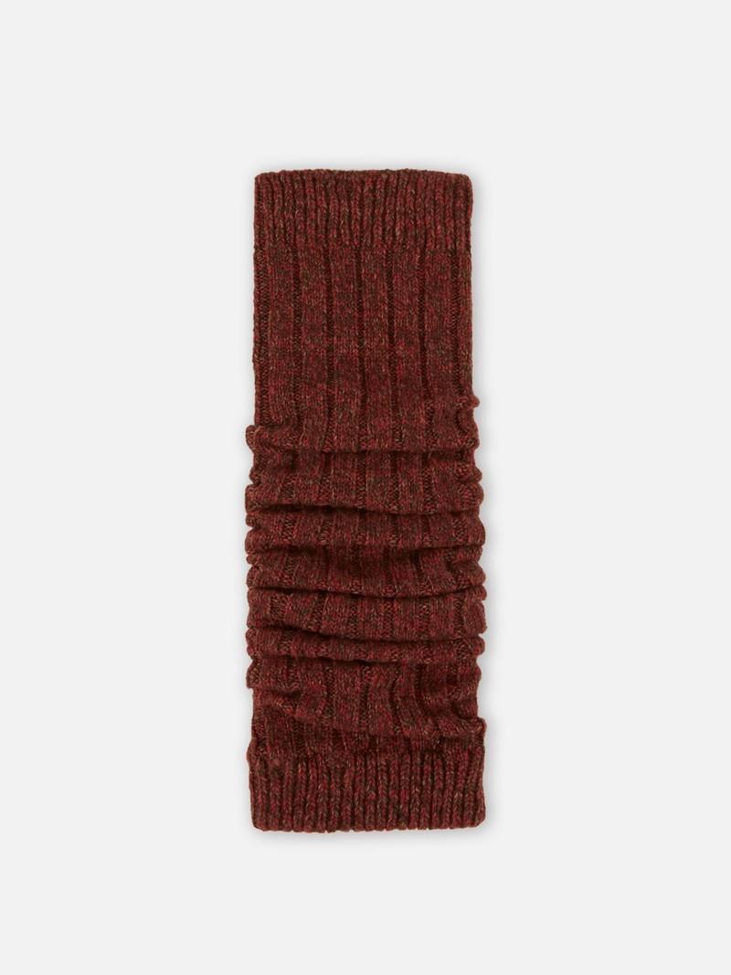 Merino Wool Heather Legwarmer