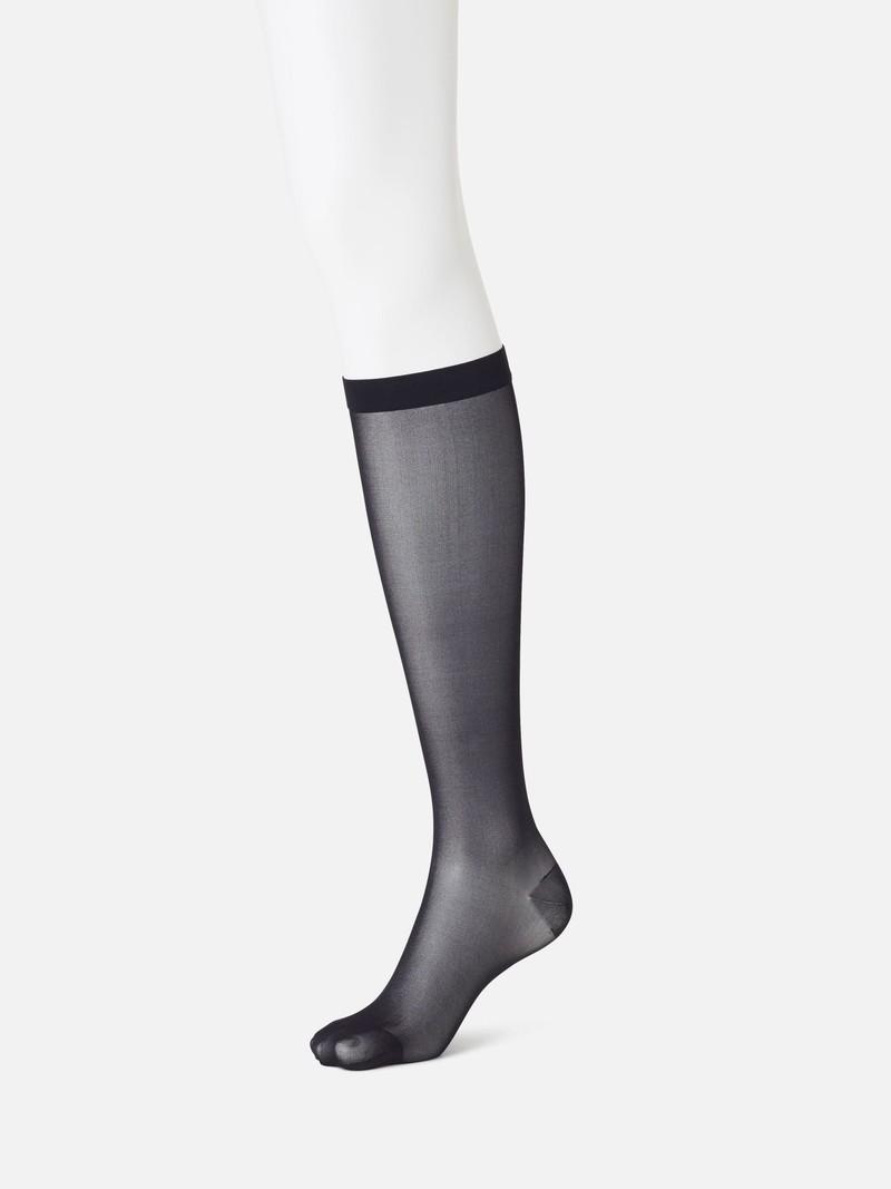 Plain Compression High Socks