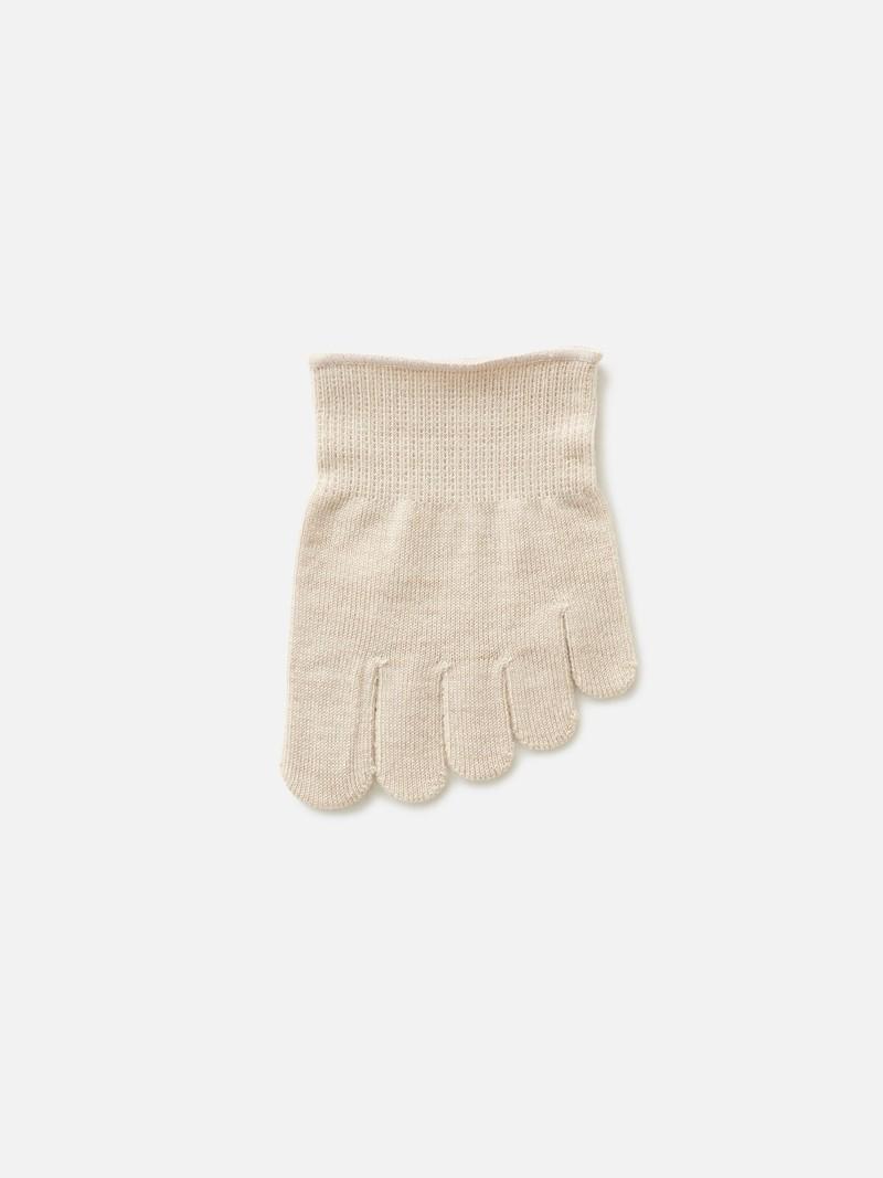 Toe-cover 5 orteils en laine