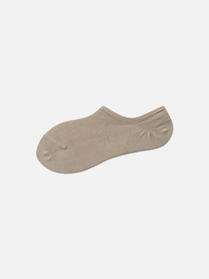 Plain Footsie Lyocell S
