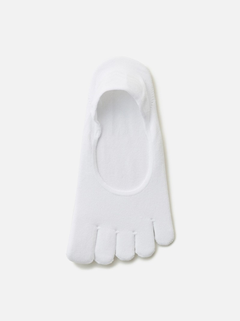 Lyocell Toe Sockettes L