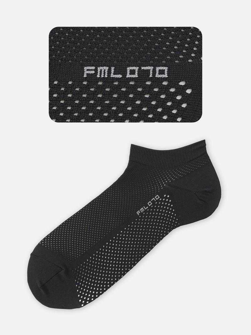 Kurze durchbrochene Full-Mesh Dry Socke CEOα M