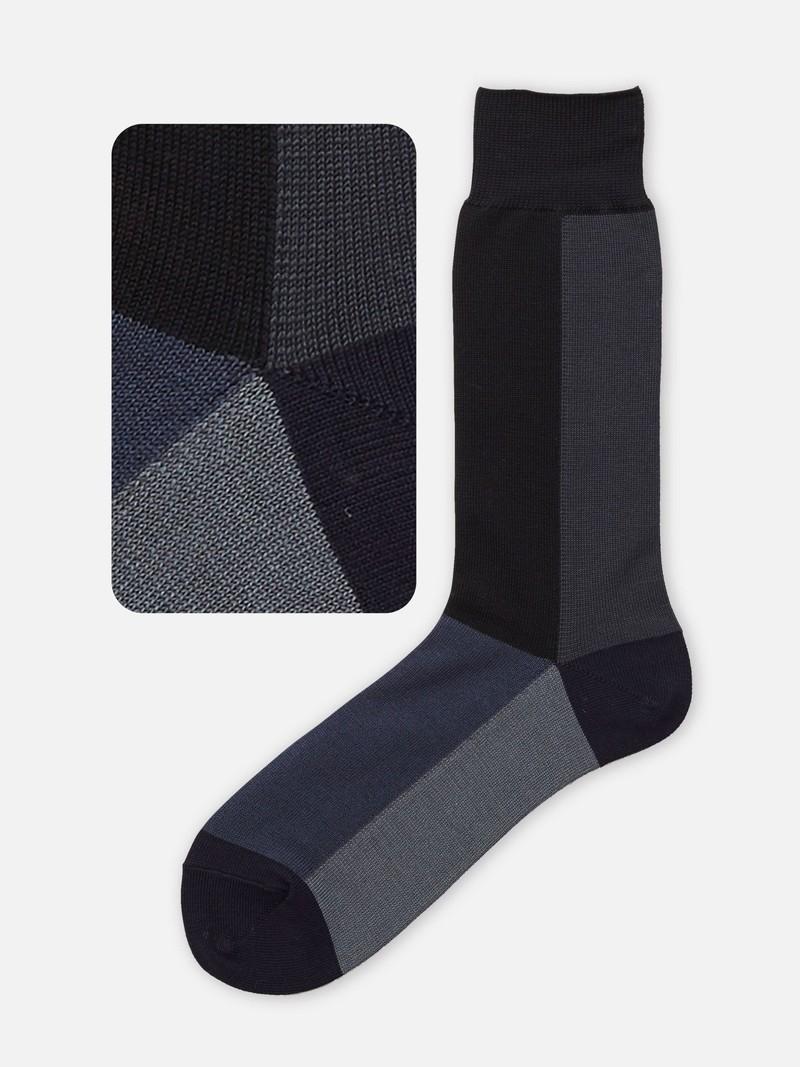 Coloured Panel Mid Socke 156N M