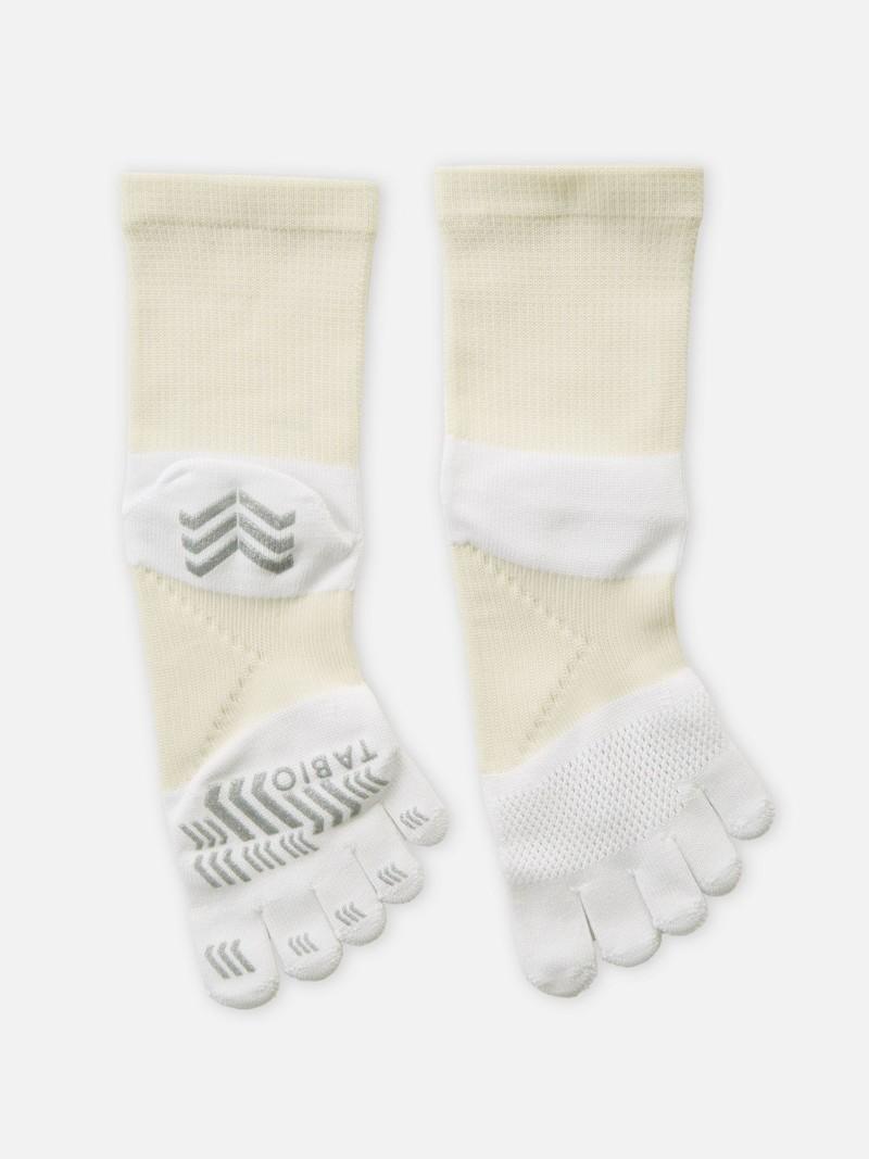 Racing Run Toe Short Socks S