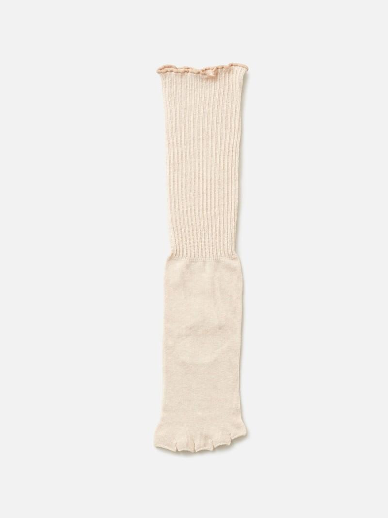 Organic Cotton Loose Stirrup Toe Socks