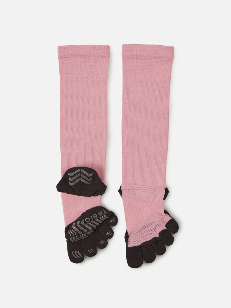 Sport Marathon 5 orts hohe Socke. Kompression S