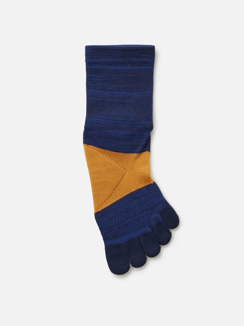 Racing Run Wool Toe Socks L