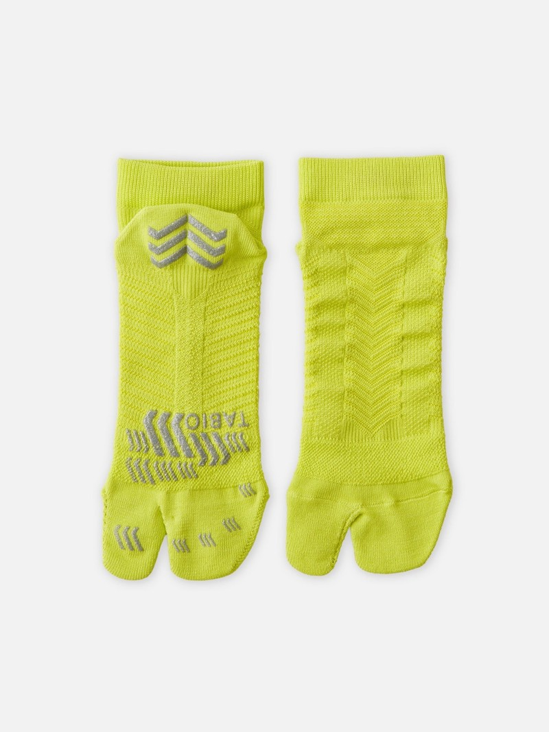 Racing Run Tabi Trainer Socks L