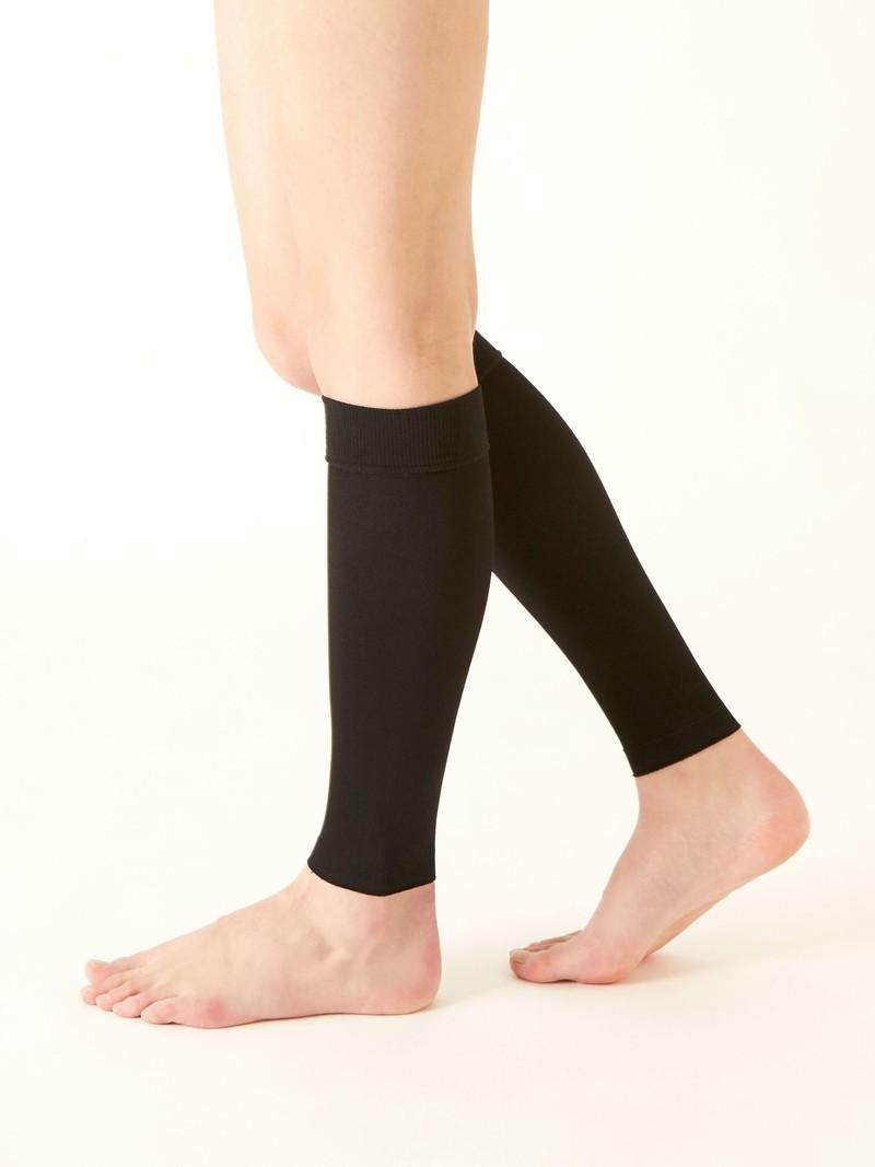 Calf compressione manica M