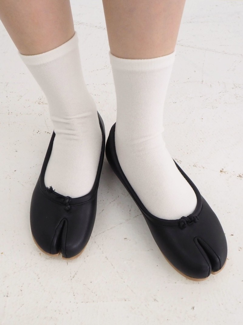 Tabi-Socke aus normaler Baumwolle