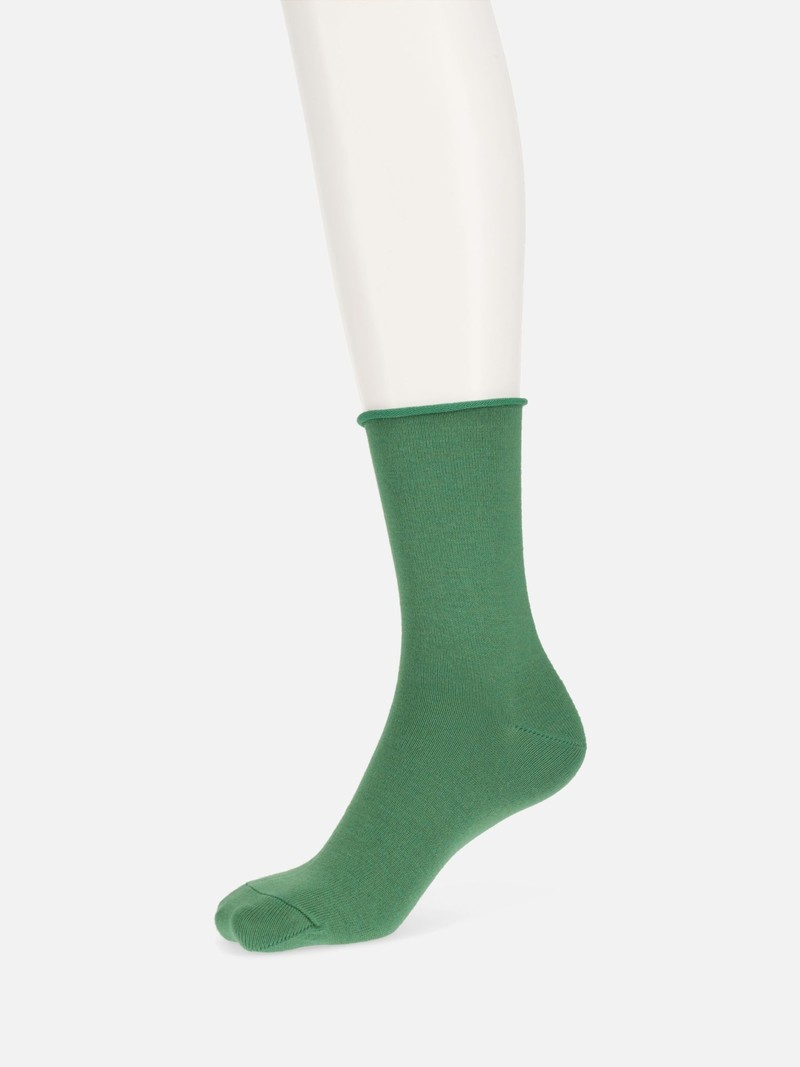 ECO Plain Low Crew Socks