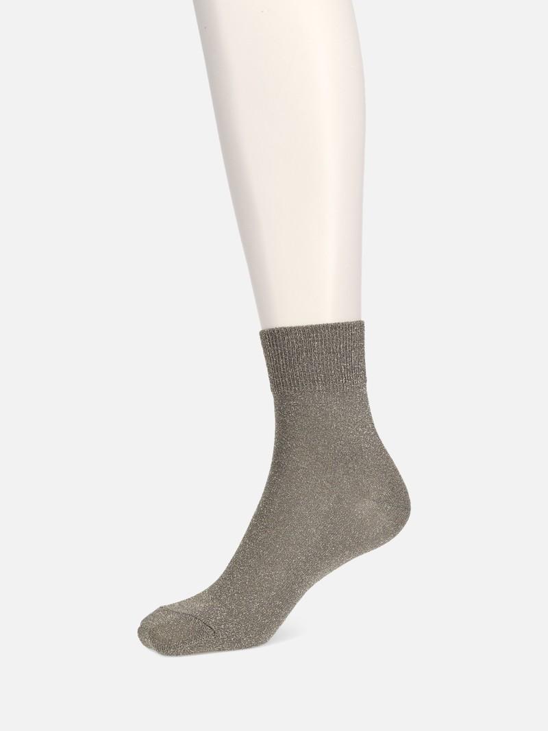 Sparkly Ankle Socks