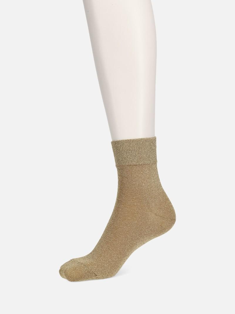 Lamé Socke