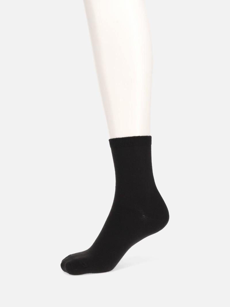 Mittlere Socke mit mittlerer Stärke