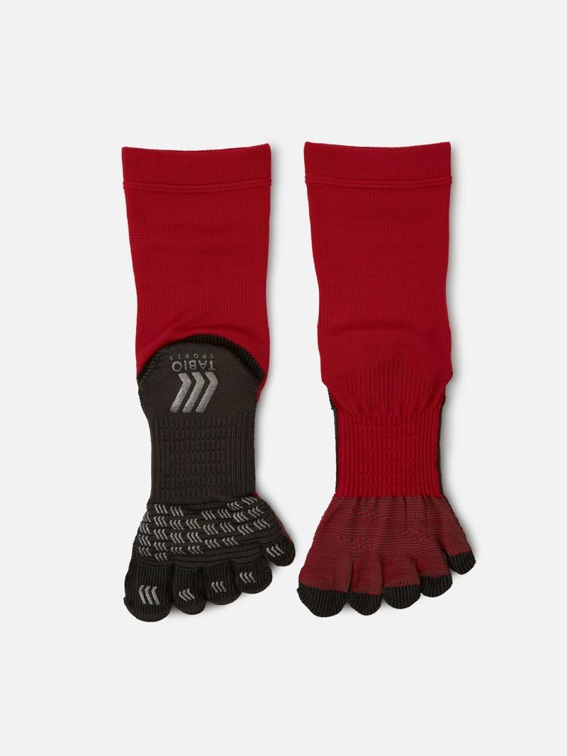 Mi-chaussette Sport Football 5 orteils S