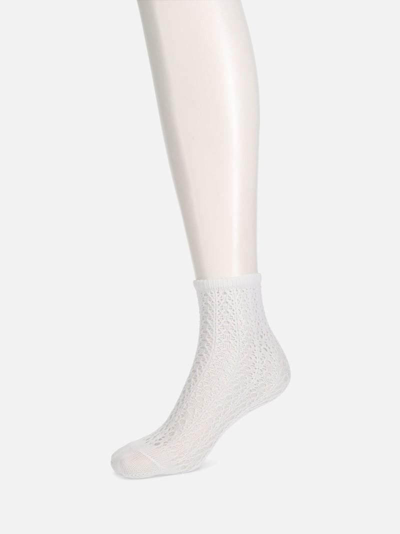 Irmack Mesh Knöchel Socken