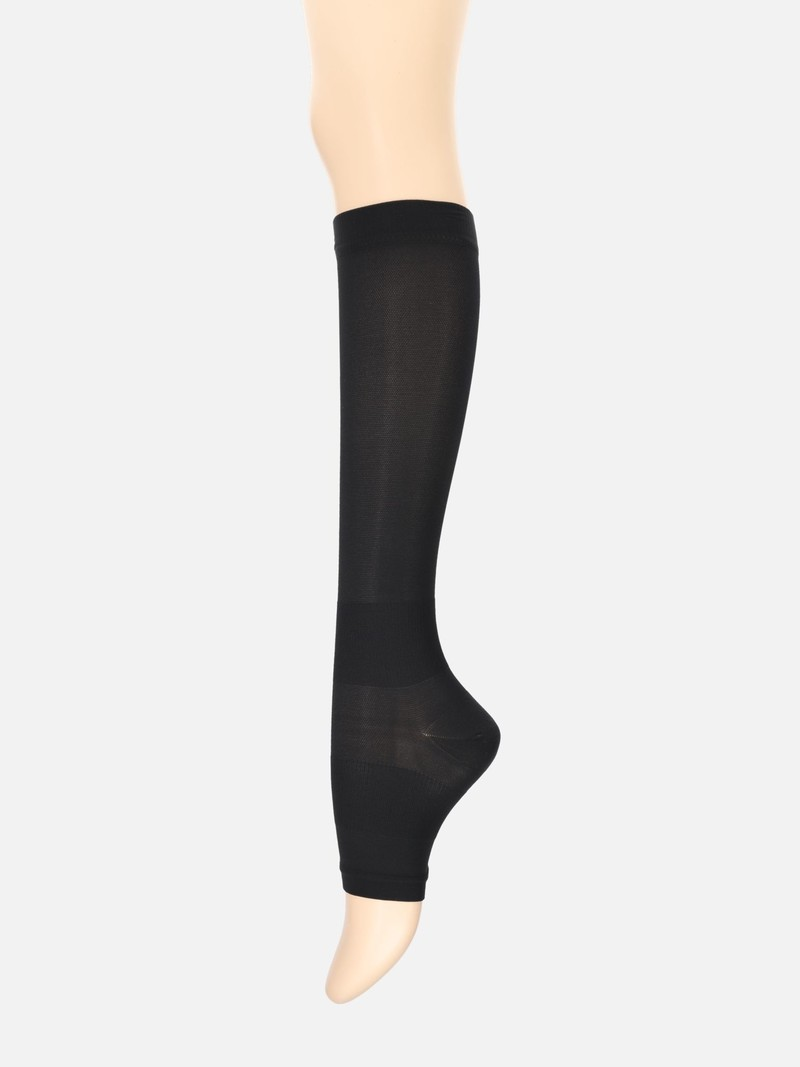 Toeless Compression Class1 High Socks