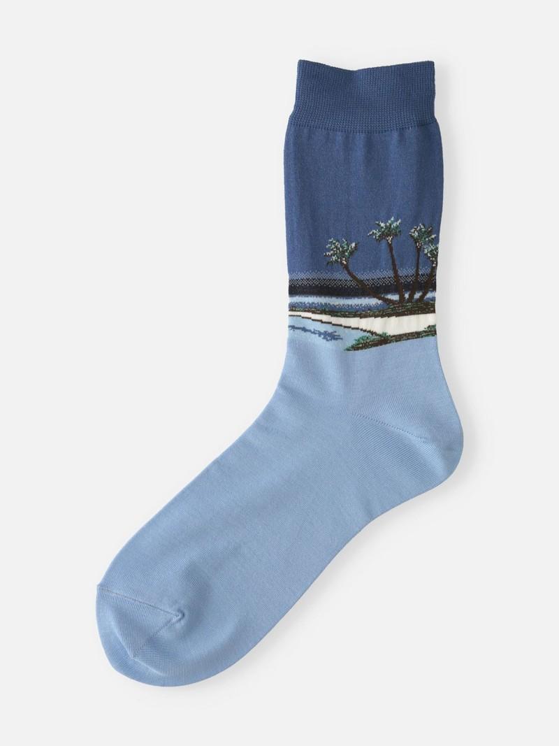 Vacation Beach Crew Socken