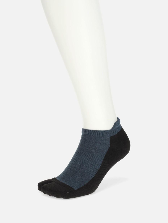 Photo de chaussettes Tabi en coton et triporous