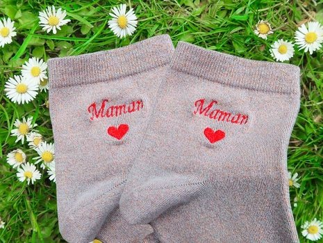 Free embroidery for Mother's Day