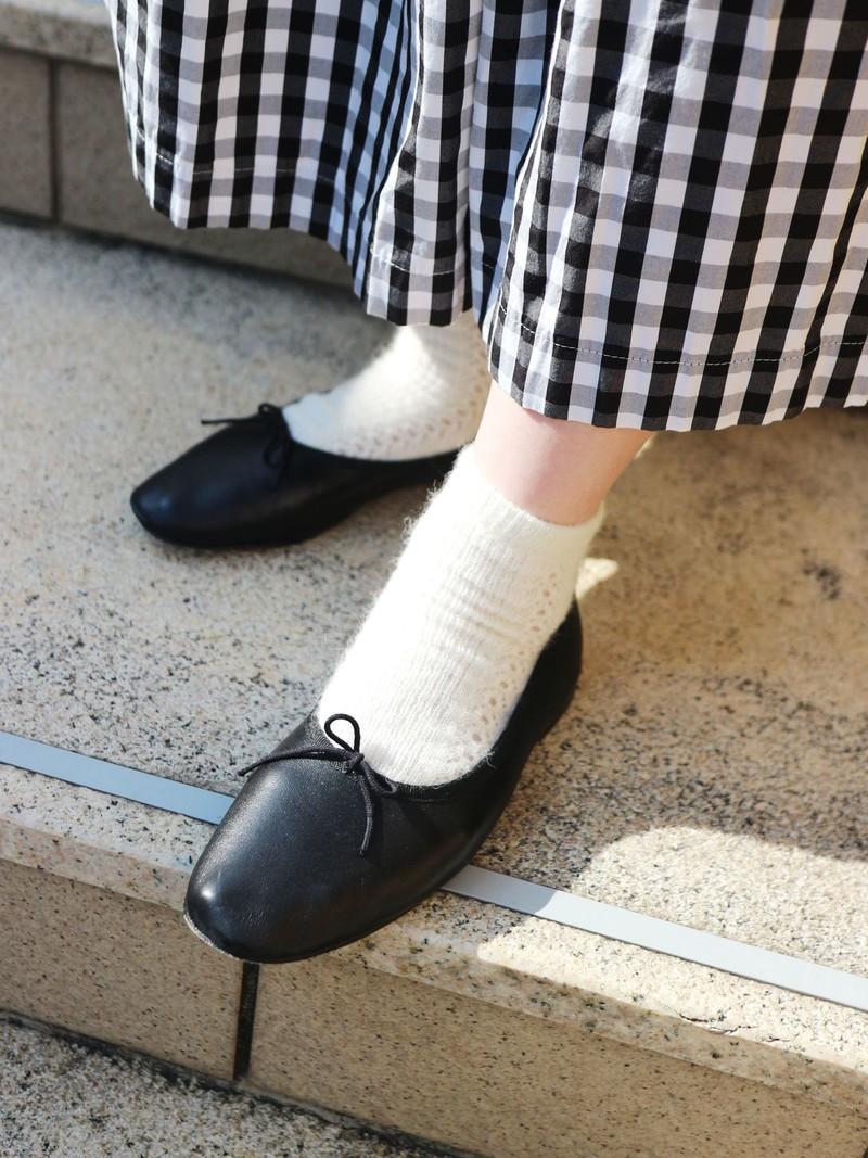 Irmack Alpaca 88N einfache Socke