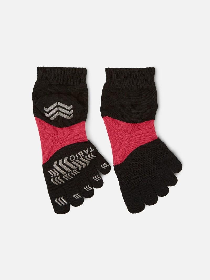 Sport Marathon 5 Zehen kurze Socke XS