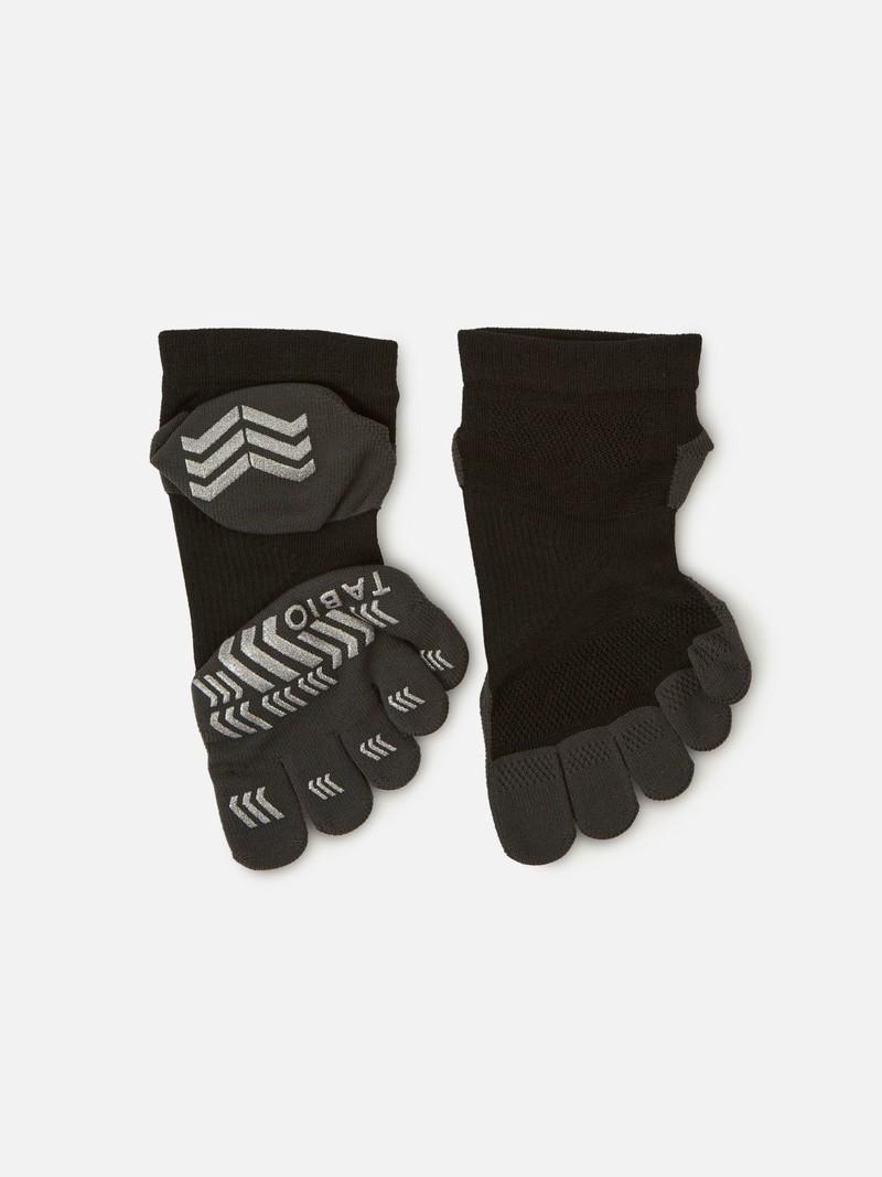 Sport Marathon Pro 5 Zehen kurze Socke S